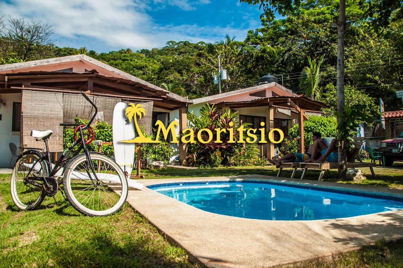 Maoritsio Garden Studios - Santa Teresa, Costa Rica